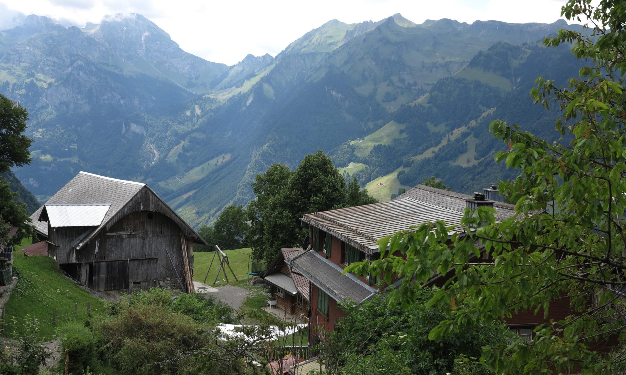 Berghof Brändlen