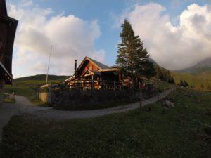 Alphütte Chrüzhütte Bannalp