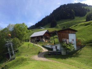 Berghof Brändlen Bergstation