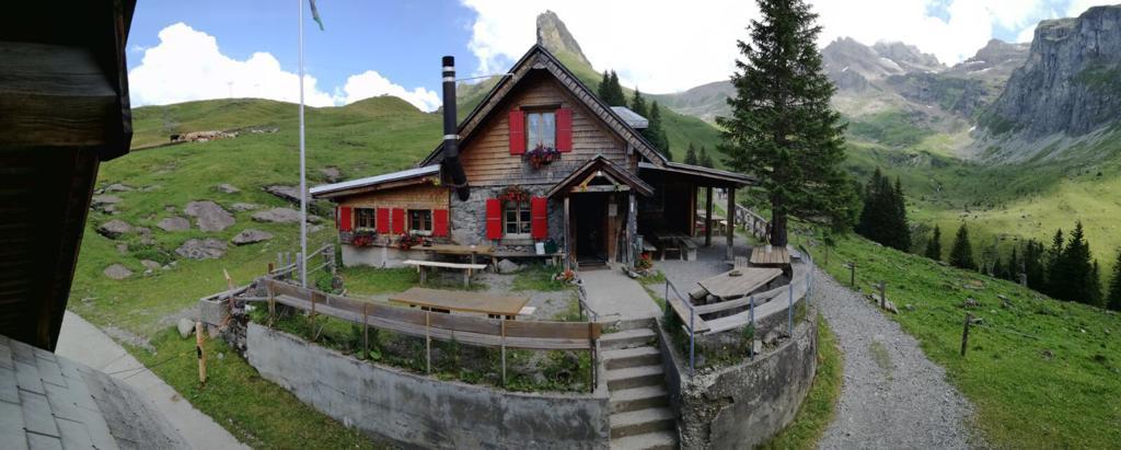 Alpwirtschaft Chrüzhütte Bannalp